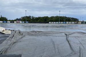 Marlins rained out Friday night, later June games shuffled around