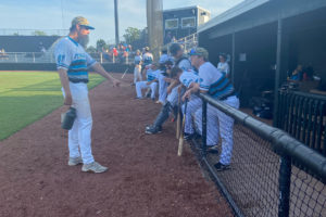Marlins Dominate in Middle Innings, Defeat Fuquay-Varina Twins 12-3