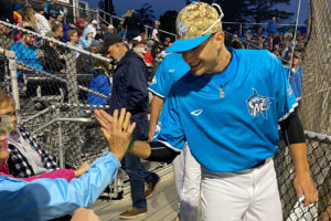 Marlins rained out in exhibition after fast start, host Sharks for only Thirsty Thursday of the year tonight