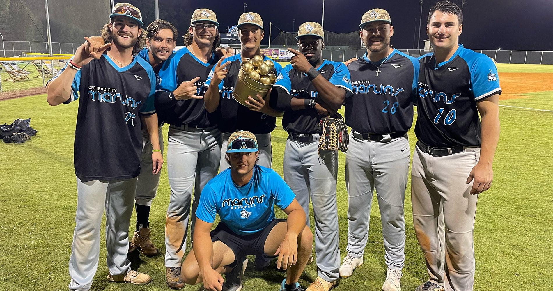 Marlins Crush Sharks, Win Inaugural Golden Chumbucket Series