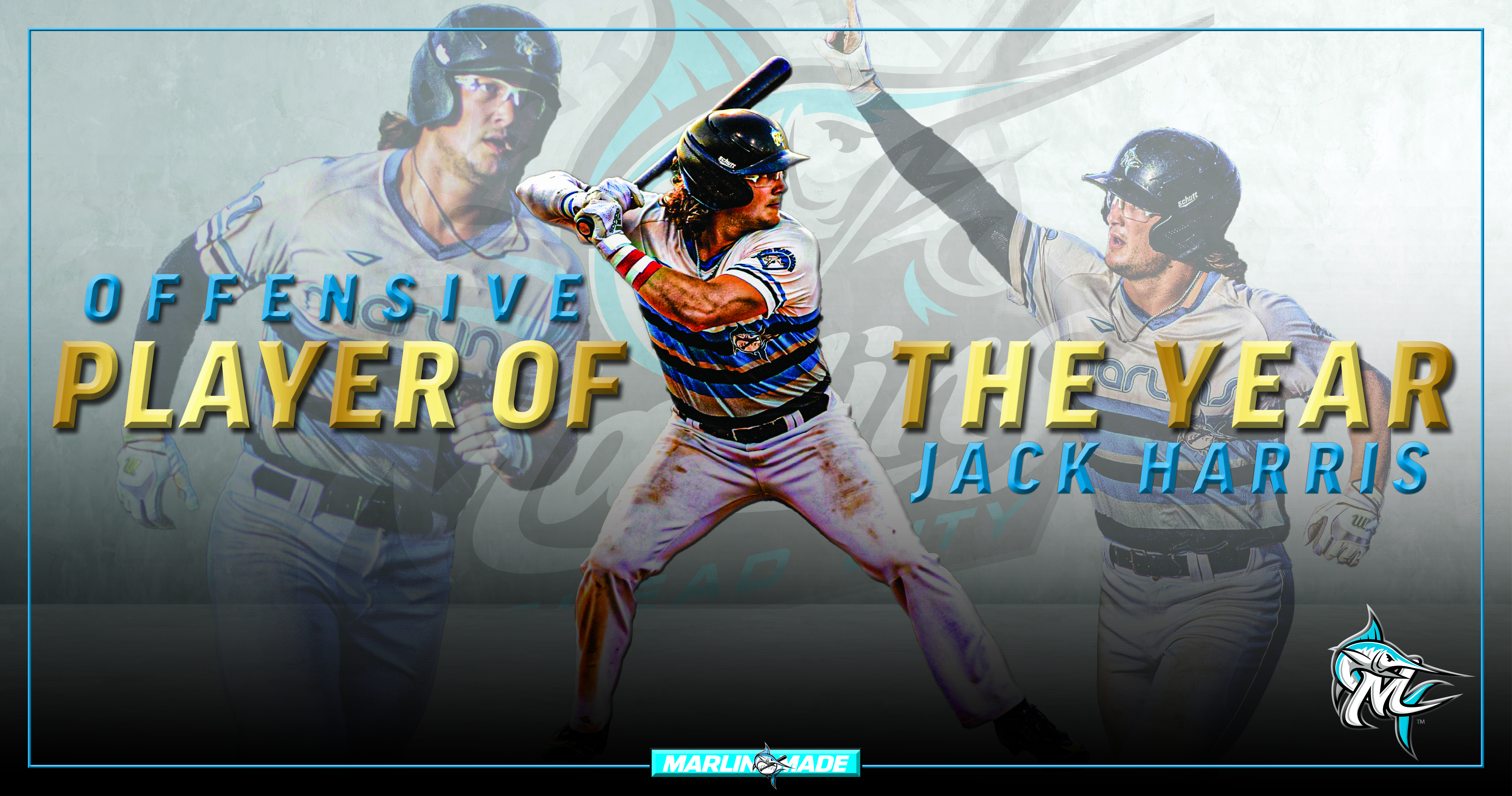Harris Named Coastal Plain League Offensive Player of the Year